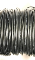 UL1007-18G-0M - FLEX WIRES - 1000 FT - Black - 18G STRD. TC, UL 1569 / CSA TR-64