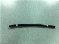 "UL1015 14 AWG BLK CUT TO 3"" STRIP 12MM EACH SIDE - UL1015-14-AWG-3""-BLACK-12MM STRIP EACH SIDE"