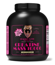 Creatine Mass 10,000 Chocolate Flavor 5Lbs
