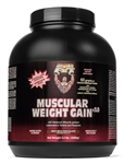Muscular Weight Gain 3 Choc Flavor 4.4 Lbs