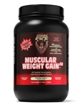 Muscular Weight Gain 3 Vanilla Flavor 2.5Lbs