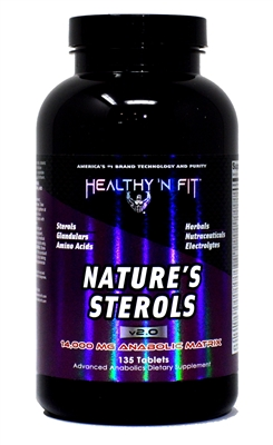Nature's Sterols (135 Tablets)