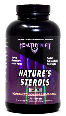 Nature's Sterols (270 Tablets)