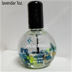 MIA SECRET NAILS 1 oz LAVENDER CUTICLE OIL