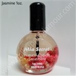 MIA SECRET NAILS 1 oz JASMINE CUTICLE OIL