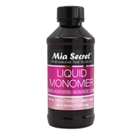 Mia Secret liquid monomer 4 .fl oz
