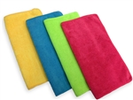 14 x 14 Microfiber Cloths in Bulk