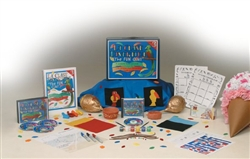 Level 3 Basic Educator's DVD/AUDIO CD Set (includes materials for 2 students)