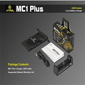 XTAR MC1 Plus Intelligent USB Charger