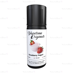 Vapetime Originals Strawberry Yogurt (100 ml)