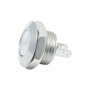 12mm Vandal Resistant Switch