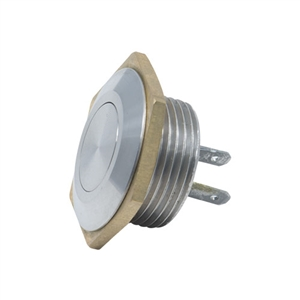 16mm Vandal Resistant Switch