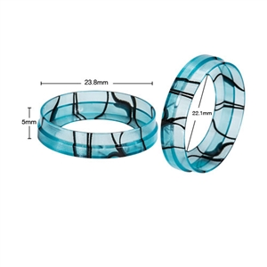 Beauty Ring - Blue Lagoon - R4