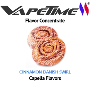 Capella Flavors Cinnamon Danish Swirl - 10 ml