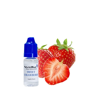 Capella Flavors Sweet Strawberry - 10 ml