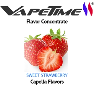 Capella Flavors Sweet Strawberry - 50 ml