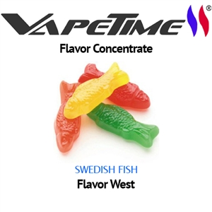 Flavor West Swedish Fish - 10 ml