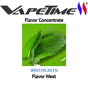 Flavor West Wintergreen - 10 ml
