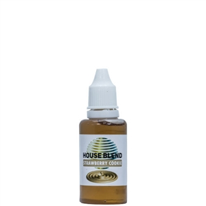 HOUSE BLEND STRAWBERRY COOKIE 30 ml