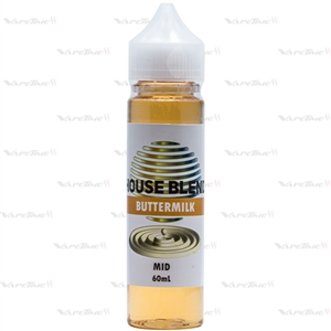 HOUSE BLEND BUTTERMILK 60 ml