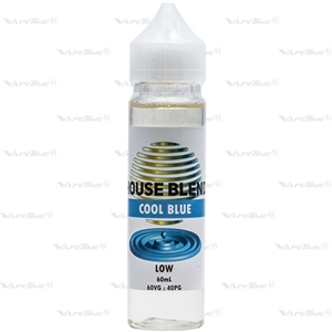 HOUSE BLEND COOL BLUE 60 ml