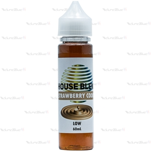HOUSE BLEND STRAWBERRY COOKIE 60 ml