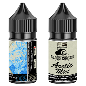 CLOUD CHASER ARCTIC MIST 30 ml (Nic Salt)