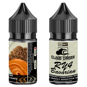 CLOUD CHASER RY4 BAVARIAN 30 ml (Nic Salt)