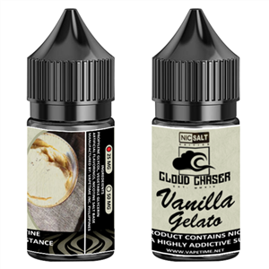 CLOUD CHASER VANILLA GELATO 30 ml (Nic Salt)