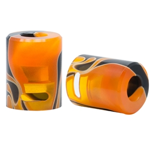 Orion V2 - Black and Orange