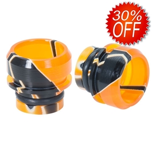 Super Bansot V2 - BLACK & ORANGE