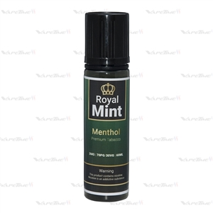 SGT. BLACK ROYAL MINT 60 ml