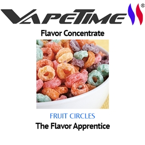 The Flavor Apprentice Fruit Circles - 10 ml