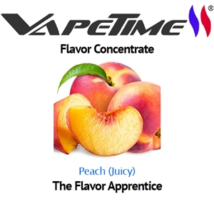 The Flavor Apprentice Peach (Juicy) - 30ml