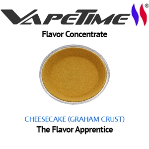 The Flavor Apprentice Cheesecake (Graham Crust) - 50 ml