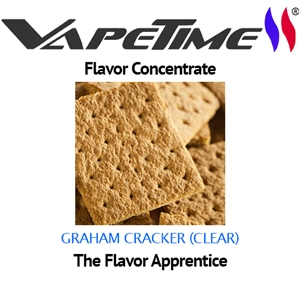 The Flavor Apprentice Graham Cracker (Clear) - 50 ml