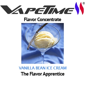 The Flavor Apprentice Vanilla Bean Ice Cream - 50 ml