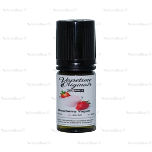 Vapetime Originals Strawberry Yogurt 30ml (Nic Salt)