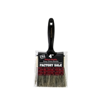 "FACTORY SALE GRAY BRISTLE 4"" Z1101"