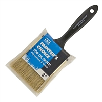 "PAINTERS CHOICE WHITE BRISTLE 3"" 5114"