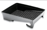 "2QT DEEP WELL 11"" PLASTIC TRAY R404"