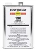 Rustoleum 190 Urethane Thiner Gallon