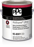 PITTHANE ULTRA SAFETY RED-Gallon Kit
