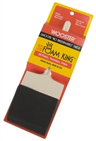 "FOAM KING 2"" 3103  Case of  12 Each"