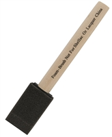 "ACME FOAM BRUSH 1"" 3102  Case of  24 Each"