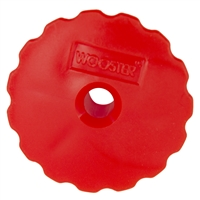 ROLLER GAGE MED RED 6PK R083  Case of  6 Each