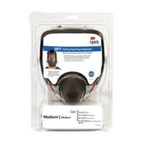 3M FULL FACE RESPIRATOR LARGE