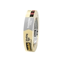 "3M Scotch 2020 (1"") 24mm X 55m GENERAL MASKING TAPE"
