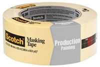 "3M Scotch 2020 (1 1/2"") 36mm X 55m GENERAL MASKING TAPE"