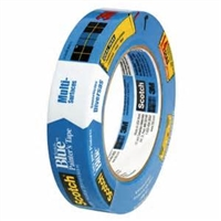 "3M Scotch 2090 Blue (1"") 24mm X 55M Painters Tape"